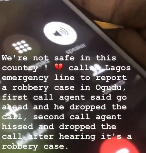 Nigerian man shares his encounter with Lagos State Emergency Management Agency LASEMA staff during a robbery attack at his Neighborhood