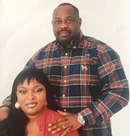 Dele Momodu and wife, Mobolaji celebrate?26th wedding anniversary