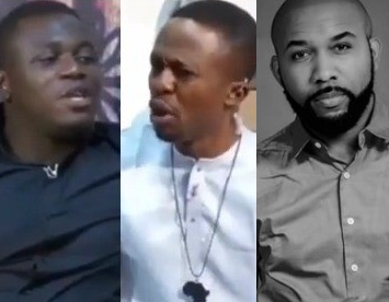 Banky W reacts to viral video of two supposedly educated men defending the sexualization of 5-year-old girls