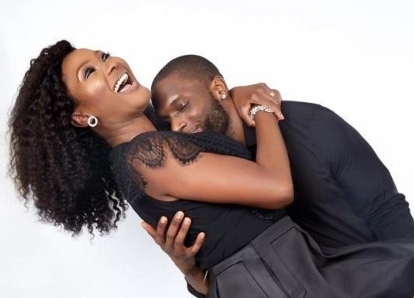 Comedian Wale Gates and wife celebrate 10th wedding anniversary with lovely new photos