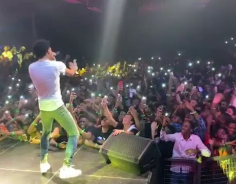 African Americans make derogatory comments about Nigerians after US rapper Lil Baby's visit to Nigeria for a concert (screenshots)