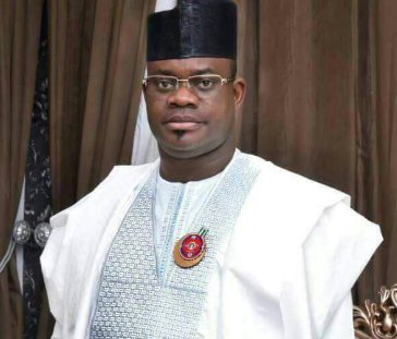 Your parents didn?t train you well- Governor Yahaya Bello tells lawmakers who booed President Buhari