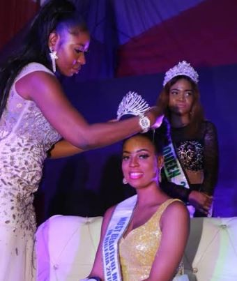 Favour Umeike crowned Most Beautiful Model In Nigeria 2018
