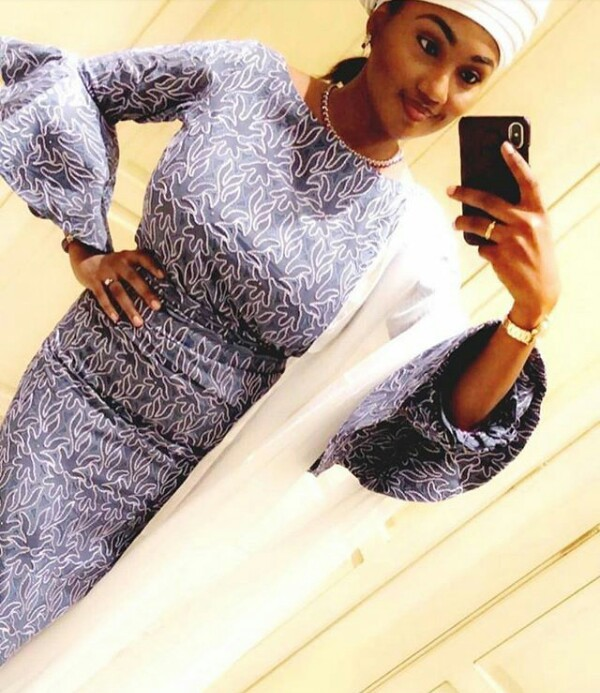 Photos: Check out Zahra Buhari-Indimi
