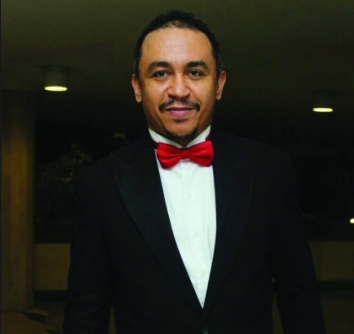 """Christmas has nothing to do with God or Christ"" - Freeze tells AY as the comedian celebrates the Yuletide with family"