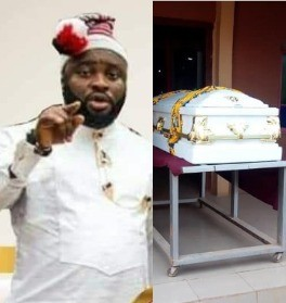 Photos: 31-year-old man who died in Rivers state building collapse,  laid to rest