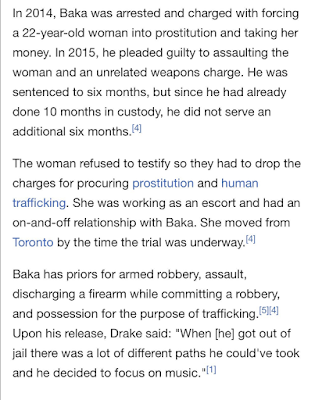 Rapper Drake called out for associating with known sex trafficker