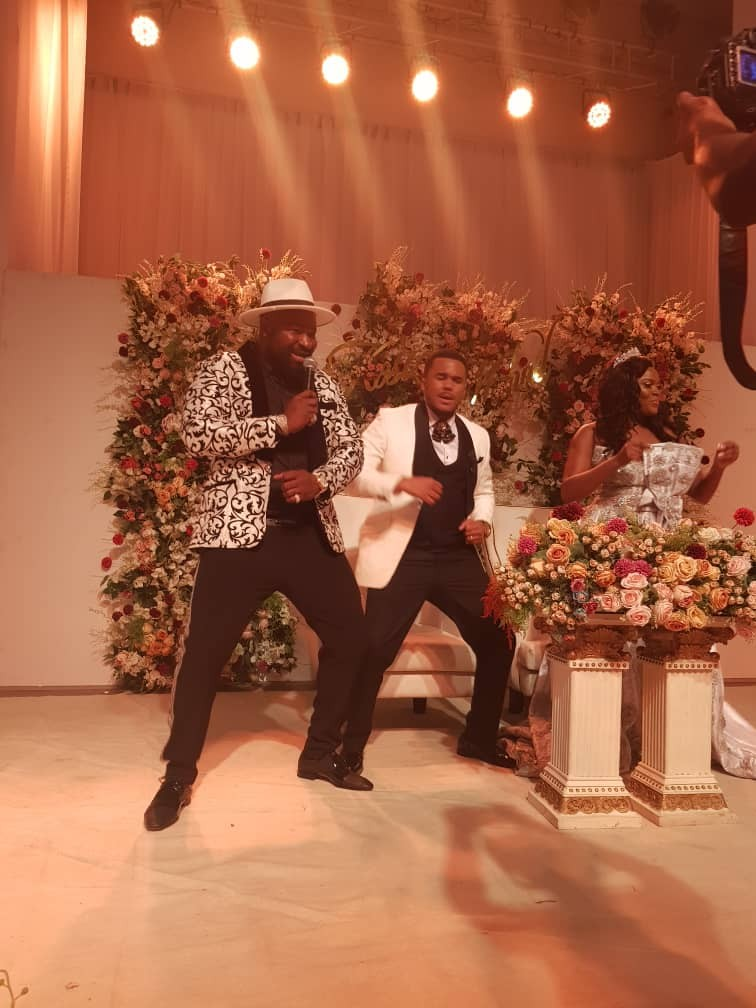 Photos from actor Michael Okon