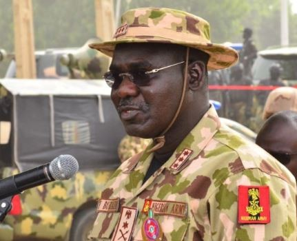 Nigerian Army introduces drones in its fight against Boko Haram