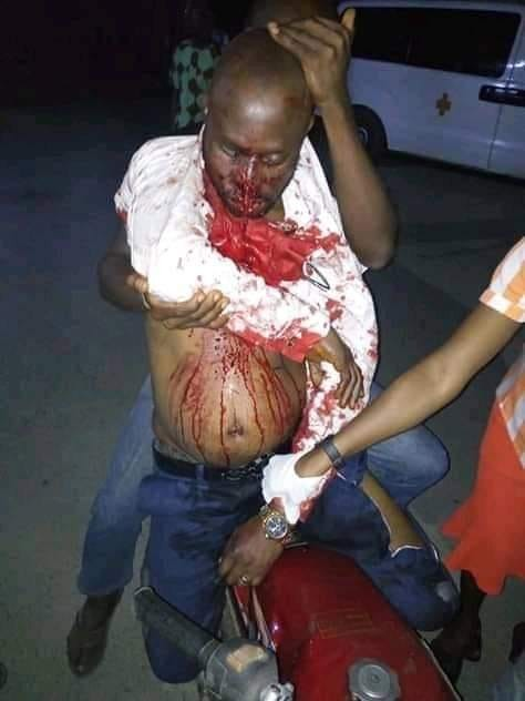 Graphic: APC chairman shot dead in Rivers