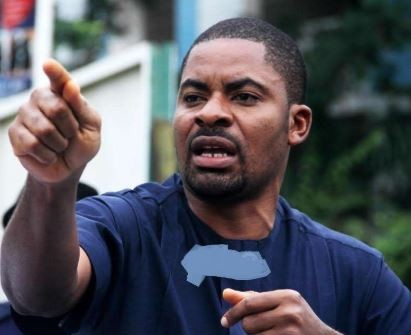 President Buhari should direct the release?Deji Adeyanju and ensure that his fundamental human rights are not abused by Police - Saraki