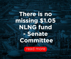 No $1.05bn NLNG fund missing- Senate committee
