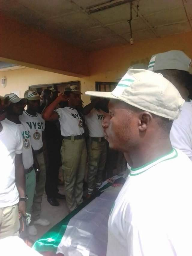 Photos: Three suspects arrested for the murder of corps member in Nasarawa State