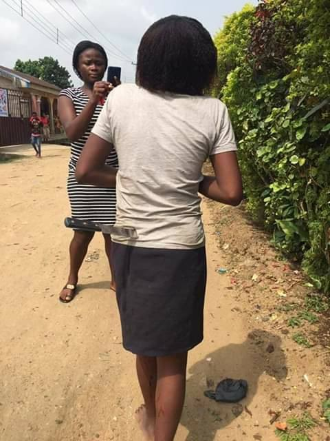 22-year-old man stabs his sister over food in Rivers(photos)