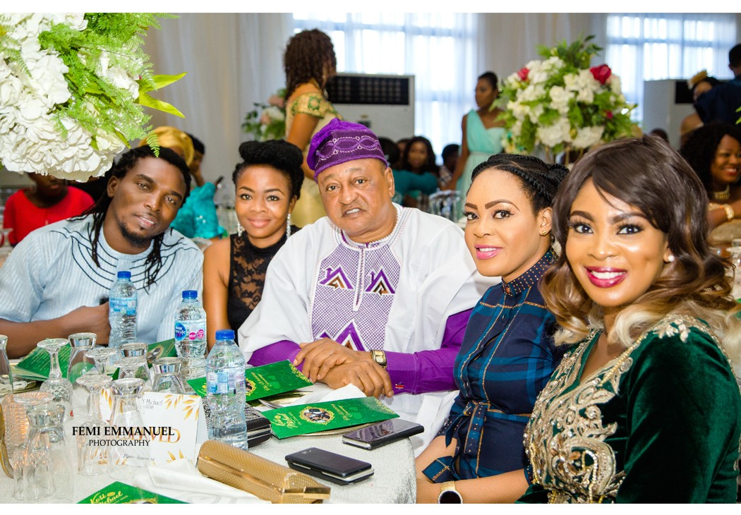 Official photos from Nollywood actor, Michael Okon