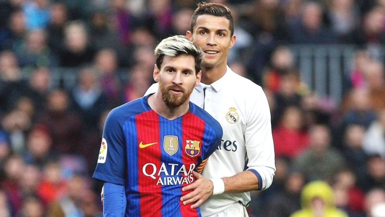 The rivalry with Cristiano Ronaldo in Spain was very healthy and good for the fans - Lionel Messi