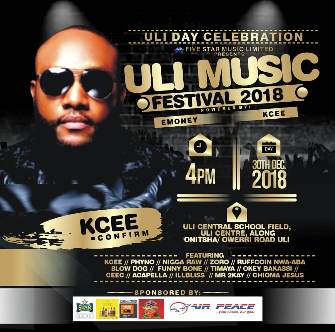 Kcee wraps up the year with a new jam,