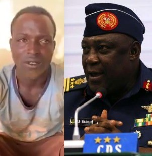 Video: Suspected killer of Alex Badeh speaks, reveals why himself and his gang killed him