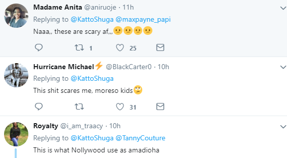 See the reactions from Nigerians after they were advised to purchase these Black dolls for their kids