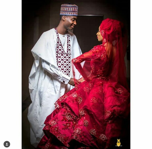 Photos from pre-wedding dinner of Emir of Kano