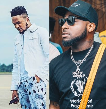 Davido allegedly slapped Kizz Daniel's manager Tumi at his concert last night and Tumi claims Asa Asika and Bizzle stood by and did nothing