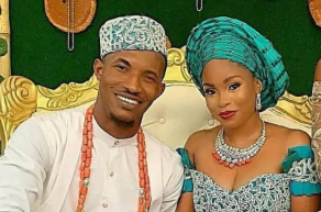 First photos from actor Gideon Okeke