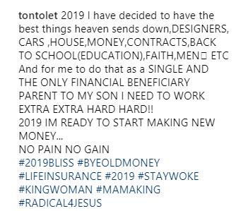 Tonto Dikeh says she