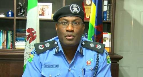 Former Lagos Comissioner of Police, Fatai Owoseni, retires from police