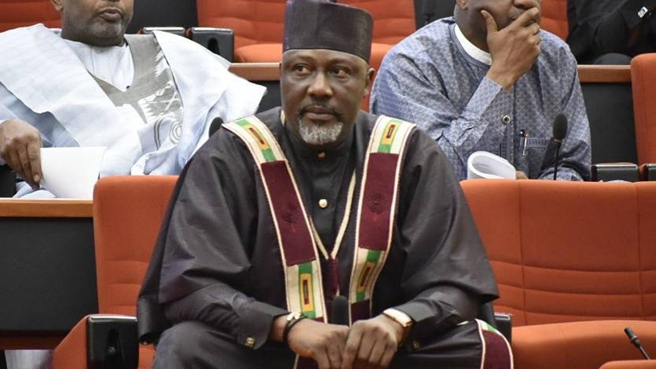 Dino Melaye says he will make himself available to the police next week as police cuts off electricity supply to his Abuja house