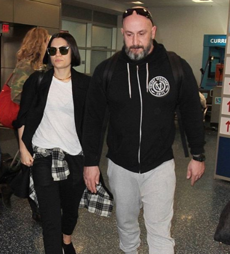 "Jessie J shares very emotional tributes as she reveals her security guard and ""rock""  has died"