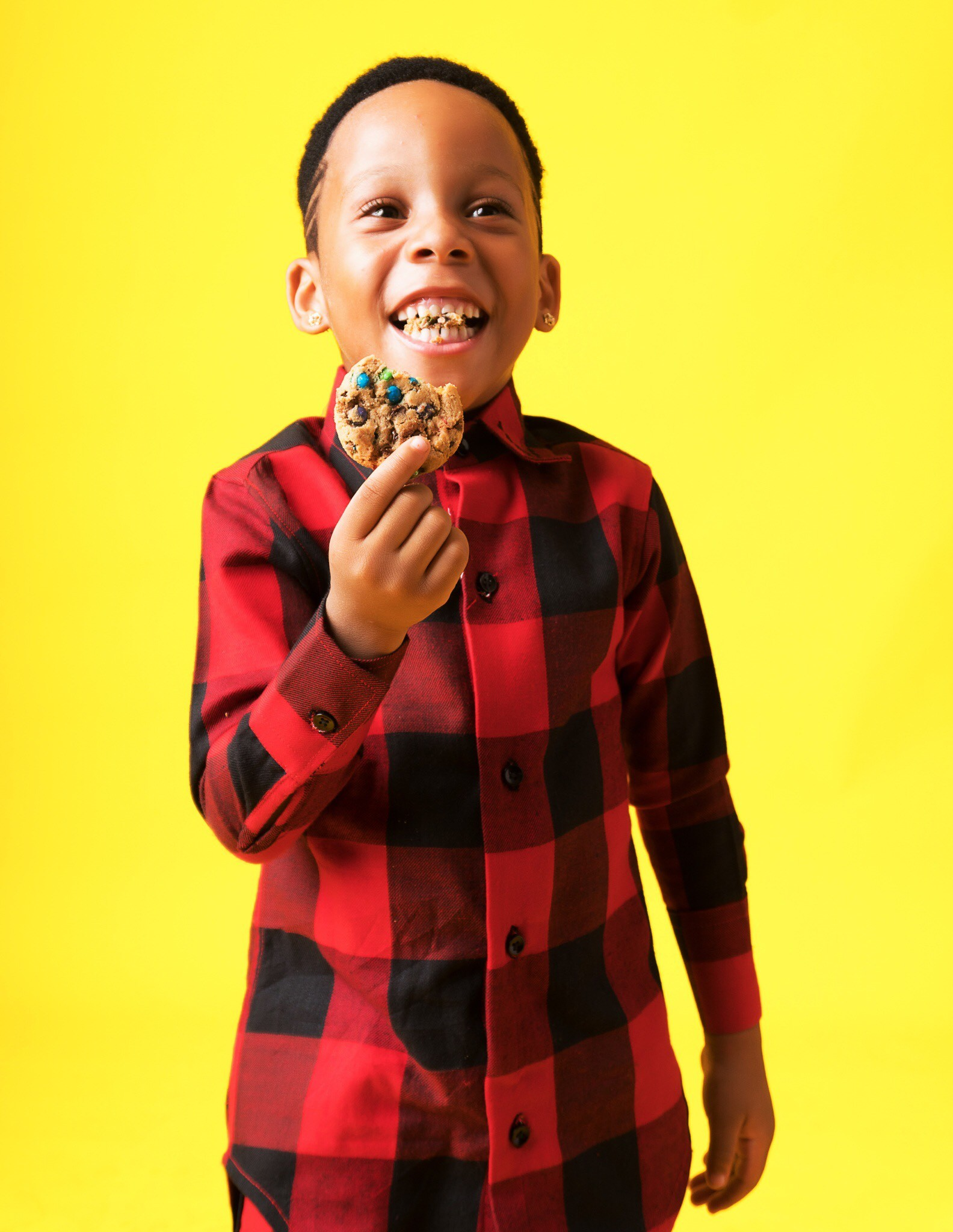 Lord Maine at five: Launches Youtube Channel and Biscuit brand