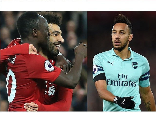 Salah, Mane and  Aubameyang to battle for African player of the year award