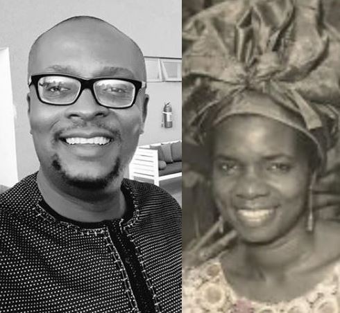 Nigerian filmmaker, Charles Novia loses mum on New Year's eve