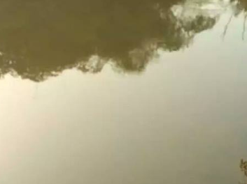 Graphic: Corpse of an unidentified man found floating on River Osun