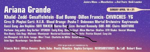 Burna Boy calls out Coachella organizers for how