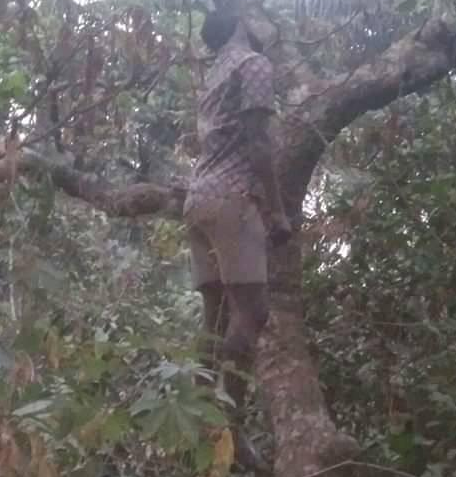 Graphic: Man commits suicide in Enugu