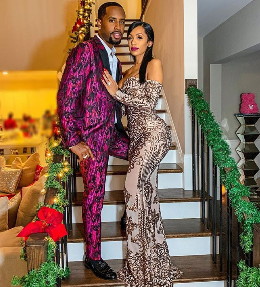 Love & Hip Hop couple Erica Mena and Safaree Samuels are officially married after 'secret wedding'