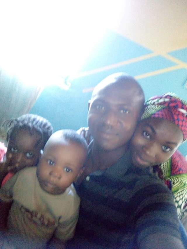 "NAF Helicopter Crash: ""Marriage to a soldier is the greatest sacrifice of life""- Lance Corporal Adamu Nura celebrated wives of military men same day he died"