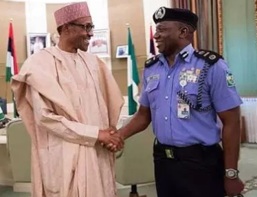 Buhari, IG meet behind closed doors, a day after official retirement date