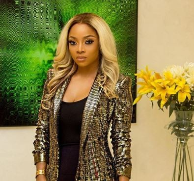 I am sick of deadbeat fathers - Toke Makinwa rants as she gives