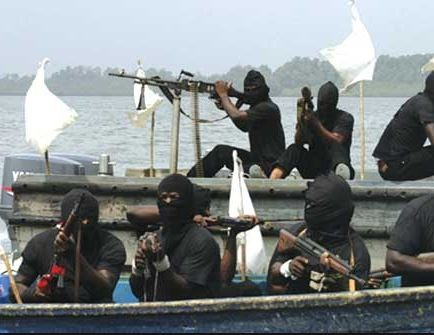 Pirates abduct six Russian sailors off the coast of Benin Republic