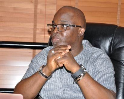 NFF President,?Amaju Pinnick?reacts to reports of his travel ban and prosecution by President Buhari