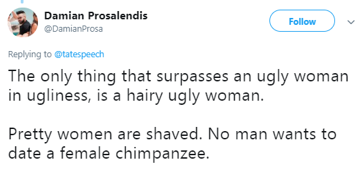 "Twitter users react as women share snaps of their hairy legs and armpits after student launched Januhairy to show that ""women can be feminine, hygienic and have hairy bodies"""