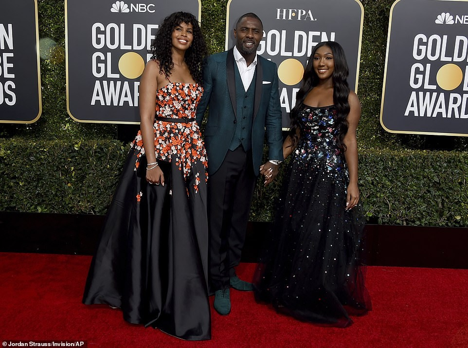 Check out red carpet photos of stars at the 76th Golden Globe Awards