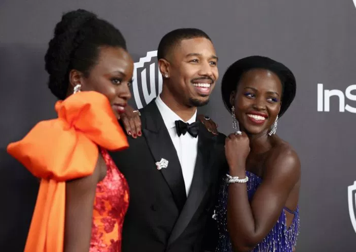 Black Panther stars, Chadwick Boseman and Michael B. Jordan allegedly got into a fight at the Golden Globes