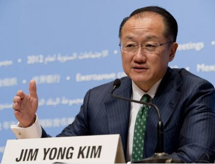 Breaking:?World Bank president, Jim Yong Kim resigns?