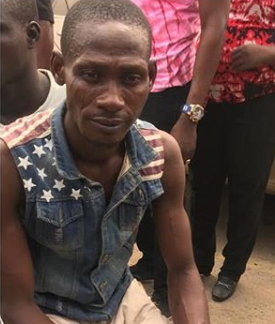 Photo of 41 year old bus driver who raped a 78-year-old woman in Lagos