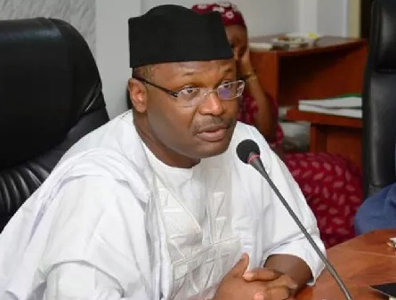 Politicians are buying PVCs from voters ? INEC chairman, Yakubu Mahmood alleges