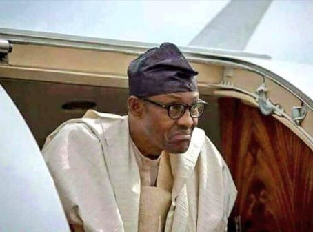 Buhari has exposed himself as the grand patron of looters with his inauguration of persons with corruption cases in his campaign council - PDP