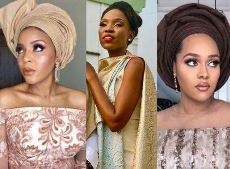 How Tania Omotayo, Lola OJ, Lala Akindoju, others turned up for Adekunle Gold and Simi